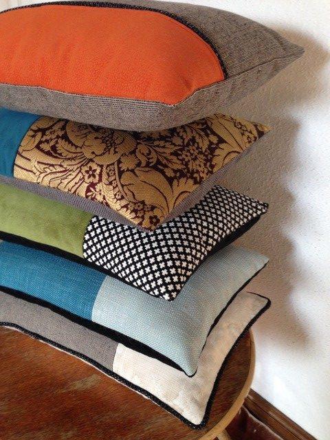 Nos chairs fauteuils - tapissier - créateur - coussins - rideaux - voilages - tissus d'ameublement