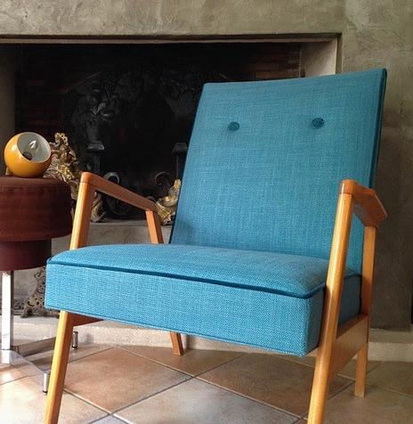 Nos chairs fauteuils - fauteuil vintage design nordique